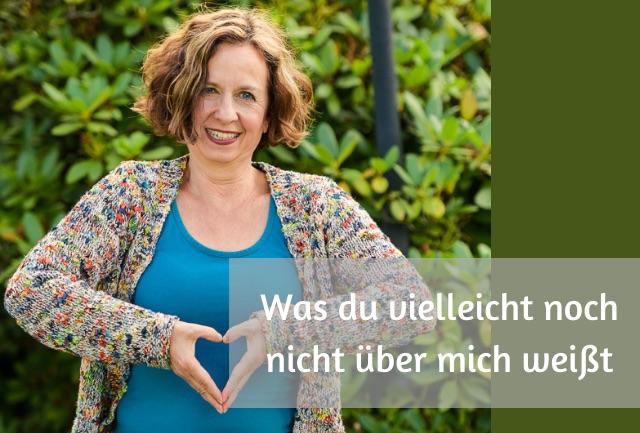 Fun Facts über mich Sabine Schwarz