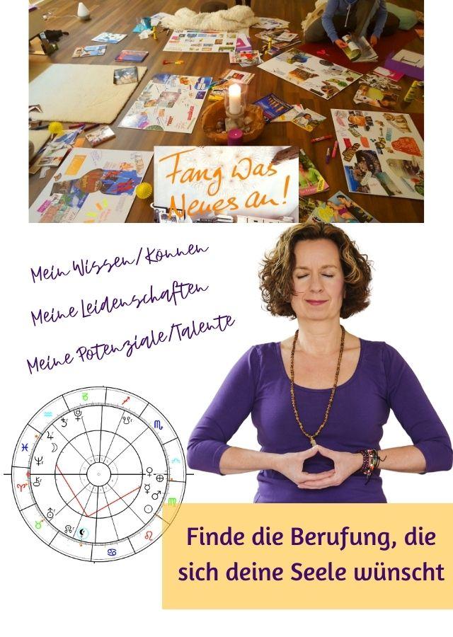 Sabine Schwarz Finde deine Berufung